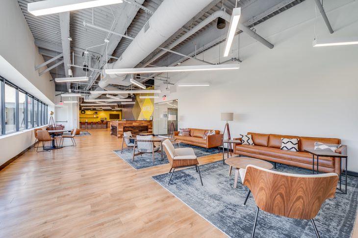Venture X modern space